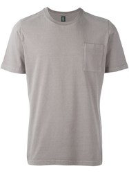 Eleventy Chest Pocket T Shirt Nude And Neutrals
