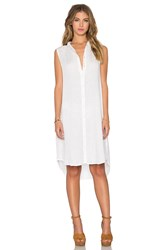 Cp Shades Mara Shirtdress White