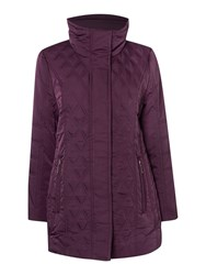 Tigi Textured Coat Purple