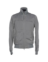 Geospirit Jackets Grey