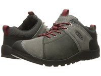 Keen Citizen Low Waterproof Gargoyle Men's Waterproof Boots Gray