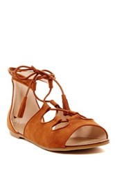 Liliana Loeo Sandal Brown