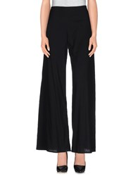 Almeria Trousers Casual Trousers Women Black