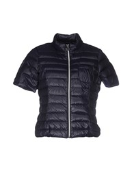 Hope Collection Coats And Jackets Down Jackets Women Dark Blue