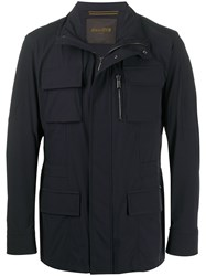 Moorer Lightweight Zipped Jacket 60