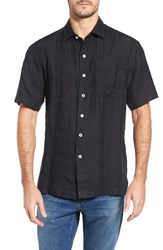 Tommy Bahama Men's Big And Tall The Big Bossa Linen Sport Shirt
