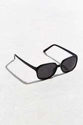 Urban Outfitters Rounded Square Sunglasses Black