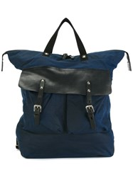 Ally Capellino Simon Backpack Blue