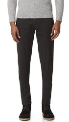 Club Monaco Lightweight Connor Chinos Black