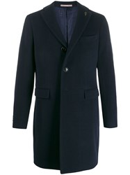 Paoloni Single Breasted Coat 60
