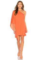 Cupcakes And Cashmere Deliz Dress Coral