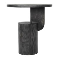 Ferm Living Insert Side Table Black Stained