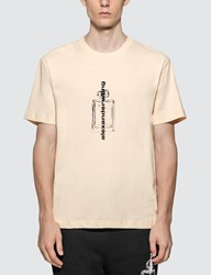 Alexander Wang Graphic Jersey T Shirt White