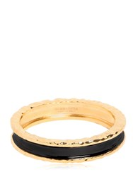 Dsquared Gold Plated Cuff Bracelet
