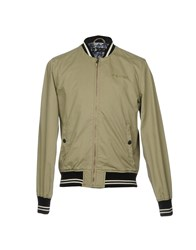Andy Warhol By Pepe Jeans Jackets Military Green