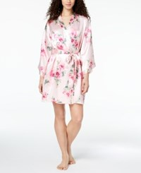 Thalia Sodi Floral Print Wrap Created For Macy's Delicate Blooms