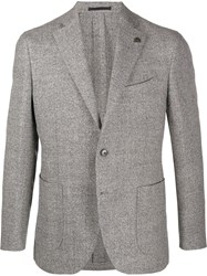 Gabriele Pasini Fitted Single Breasted Blazer 60