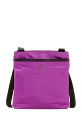 Victorinox Victoria Affinity Crossbody Day Bag Purple