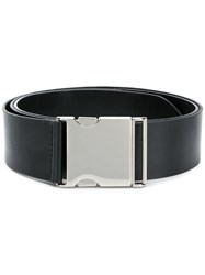 Orciani Work Buckle Belt Black