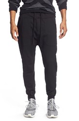 Thing Thing 'Covert' Slouchy Jogger Pants Black