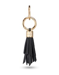 Lancel Key Rings Black