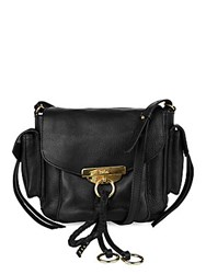 Kooba Ranger Crossbody Leather Bag Stone