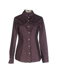 Piero Guidi Shirts Shirts Women Cocoa