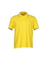 Bramante Polo Shirts Yellow