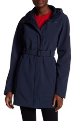 The North Face W Apex Bionic Trench Coat Blue