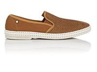 Rivieras Shoes Classic 20 Degree Loafers Camel
