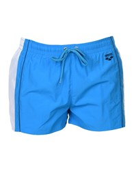 Arena Swim Trunks Azure