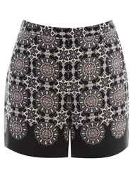 Oasis Tribal Lace Shorts Multi