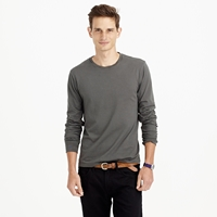 J.Crew Slim Broken In Long Sleeve Tee