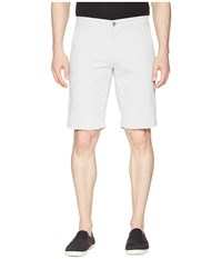 Ag Adriano Goldschmied Griffin Shorts In Pale Cinder Pale Cinder White