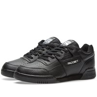 Gosha Rubchinskiy X Reebok Workout Low Black