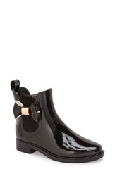 Women's Ted Baker London 'Erlfyn' Rain Bootie 1 1 4' Heel