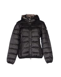Yes Zee By Essenza Coats And Jackets Down Jackets Women Black