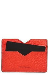 Mackage Women's Wes Leather Card Case