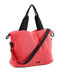 Under Armour Cinch Mesh Tote Blue
