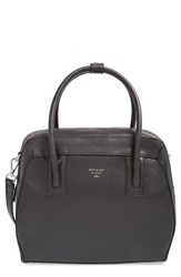 Matt And Nat 'Tardy' Faux Leather Satchel Black