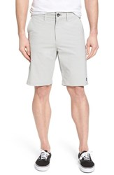 Billabong Crossfire X Submersible Twill Shorts Silver