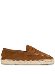 Manebi Canyon Espadrilles Brown