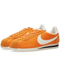 Nike Classic Cortez Nylon Aw Orange