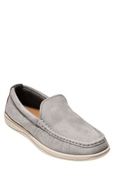 Cole Haan Men's Boothbay Loafer Woodbury Nubuck Leather