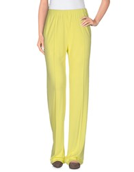 Leonard Paris Casual Pants Yellow