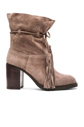 Jeffrey Campbell Laforge Booties Gray