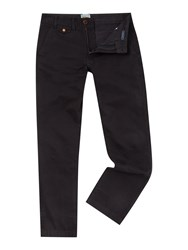 Barbour Neuston Twill Trouser Navy