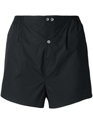 Faith Connexion High Waisted Shorts Black