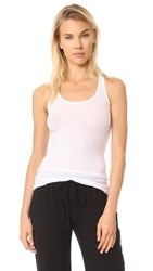 Splits59 Ashby Rib Performance Tank White
