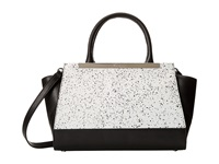Foley Corinna Jackson Duffle Speckle Combo Duffel Bags White
